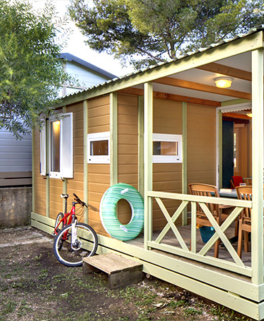 Camping Giens CHALET Provence