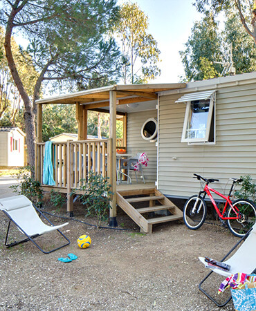 Camping Giens MOBILE HOME Riviera