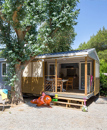 Camping Giens MOBILE HOME Soléo