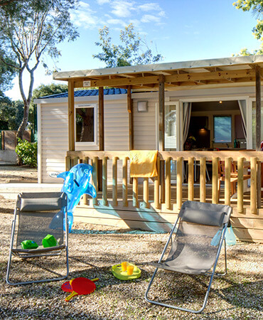 Camping Giens MOBILE HOME Hélios