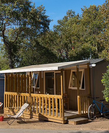 Camping Giens MOBILE HOME MIDI
